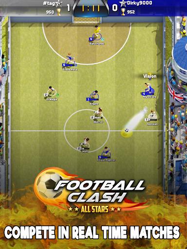 Football Clash: All Stars 2.0.15s screenshots 7