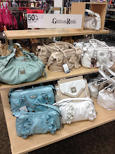Photo: I browsed the purse section. There were some cute ones, but the selection wasn't fantastic. There were definitely a few I would have happily taken home with me, plus the prices were great.