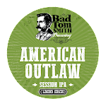 Bad Tom Smith American Outlaw Session IPA