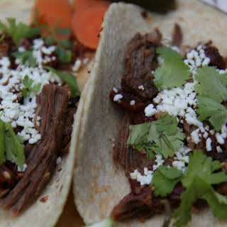 Easy Pressure Cooker Beef Carnitas.