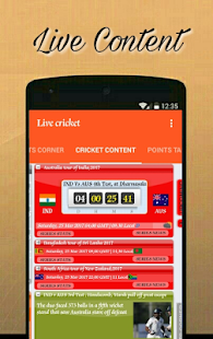 Download Live Cricket For PC Windows and Mac apk screenshot 8