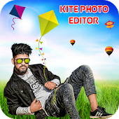 Kite Photo Frame – Utrayan DP Maker 2018