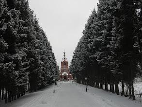 Photo: Крестовоздвиженская церковь в Дарне. 1895-1900 гг.