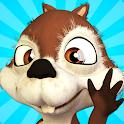 Talking Baby Squirrel icon