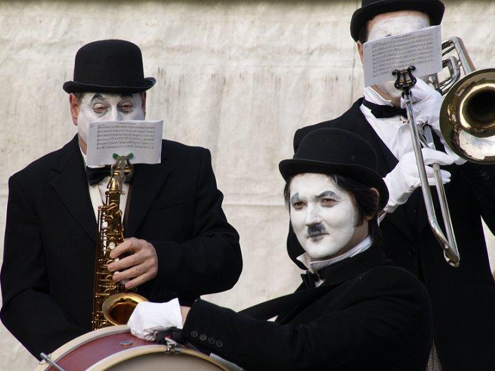 Musica in maschera di Gian Luigi