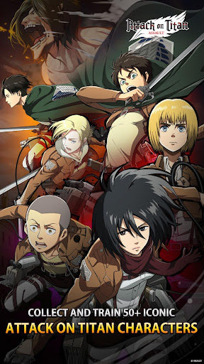 Attack on Titan: Assault  captures d'u00e9cran 1