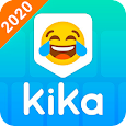 Kika Keyboard 2020 - Emoji Keyboard, Stickers, GIF apk