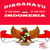 Photo Frame Independence Day Dirgahayu NKRI