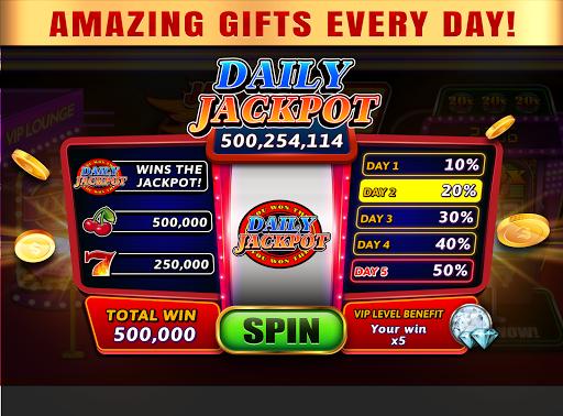 VVV Vegas Slots - free slots & casino games apkpoly screenshots 22