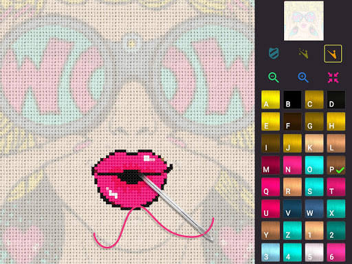 Cross Stitch 2.1.6 screenshots 10