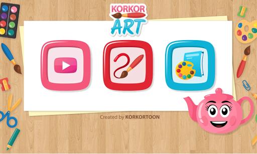 KORKOR ART 1.0.1 screenshots 1