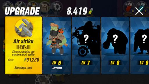 Zombie is coming (Mod Money)