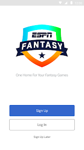 ESPN Fantasy Sports Screenshot 5