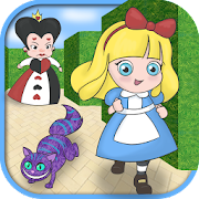 Alice in Wonderland 3D Maze