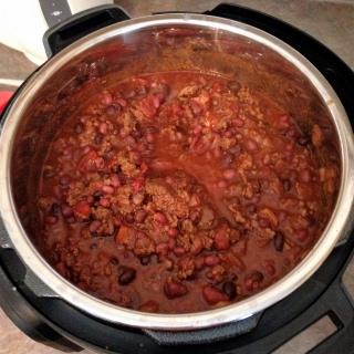 Pressure Cooker Competition Chili Con Carne Recipe