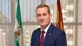 Raúl Enríquez, delegado de Medio Ambiente