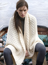 Photo: See our latest collection of Aran shawls at: http://bit.ly/NIM2ii