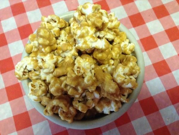 Spicy Carmel Corn Recipe