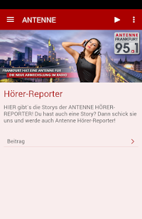 Antenne Frankfurt 95.1- screenshot thumbnail
