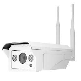 Camera de exterior IP Wireless 3G/4G cu slot de cartela SIM