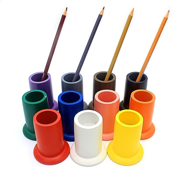 activité montessori tri couleur crayon créativité