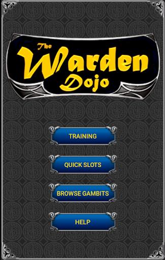 The Warden Dojo