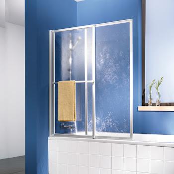 Duschkabinen_15 Favorit Badewannenaufsatz Schiebeelement