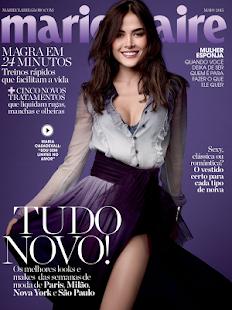Marie Claire Brasil - screenshot thumbnail