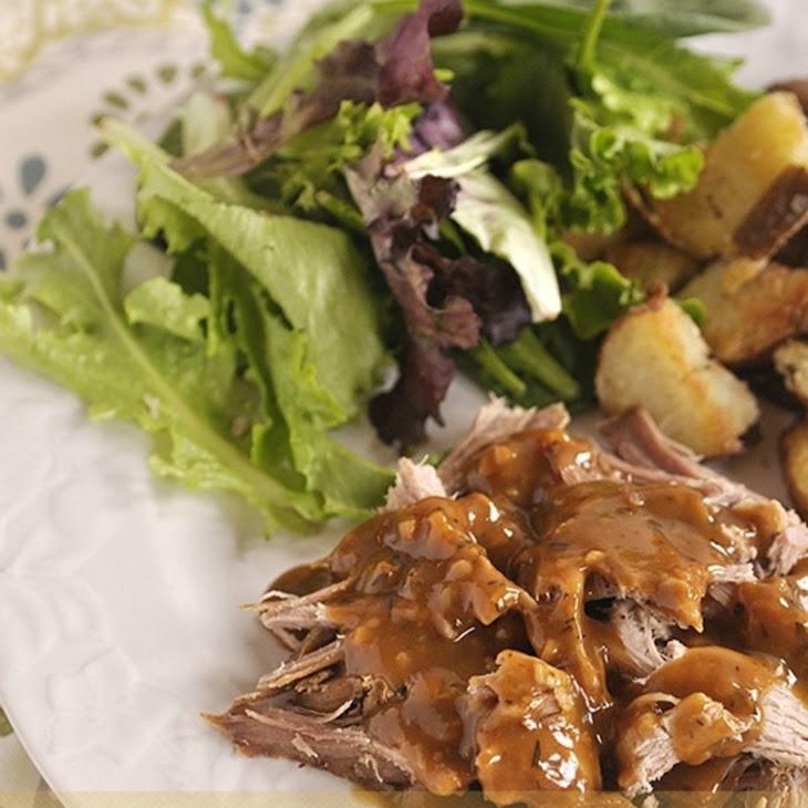 Crock Pot Brown and Maple Sugar Pork Tenderloin Recipe