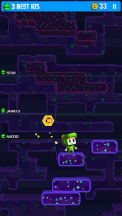 Digby Jump Mod Apk 1.31 (Unlock All Skins) 7