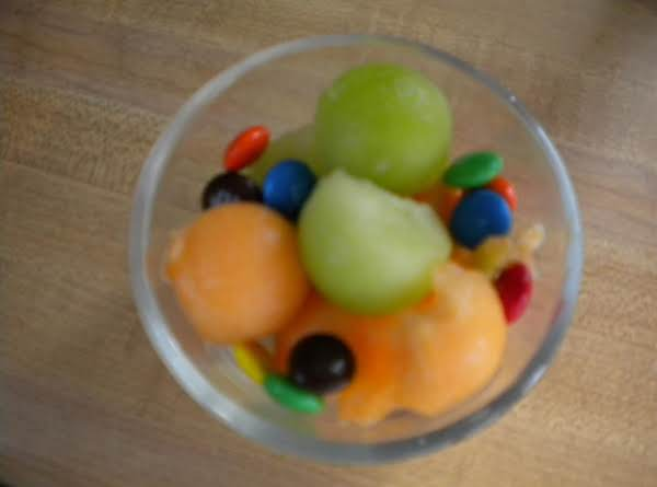 Fresh Melon Surpise Recipe
