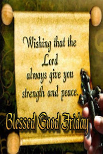 Good friday greetings apps on google play screenshot image m4hsunfo