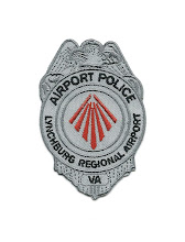 Photo: Lynchburg Regional Airport Police, Badge