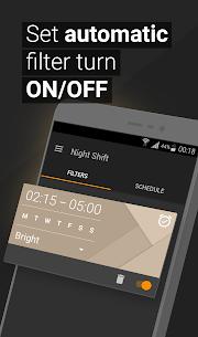 Blue Light Filter & Night Mode – Night Shift Pro v4.03.0 [Patched] [Mod] 4