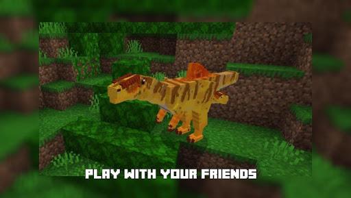 Jurassic Craft Mod 2020 screenshot 2