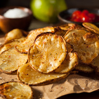 Air Fryer Potato Chips Recipe