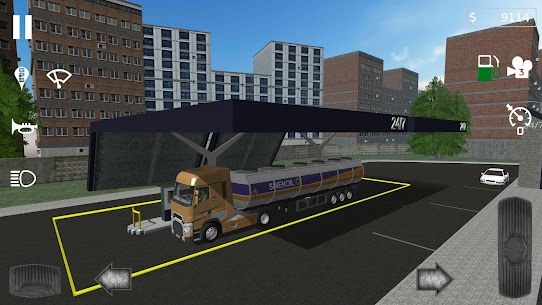 Cargo Transport Simulator MOD (Unlimited Money) 5