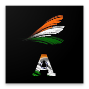 Indian Flag Alphabets Letters -  Independence Day