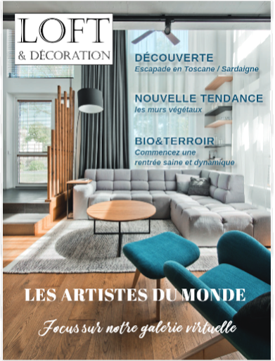 Loft décoration septembre 2019