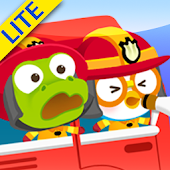 Pororo Firefighter Game - Job, Role play