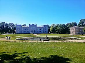 "Photo: Plungės ""Versalis"". M. K. Oginskio rūmai (XVI a.)"