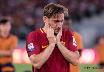 Le premier but européen de Totti? Face à un club belge! (vidéo)