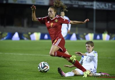 Tessa Wullaert est la reine des assists en Europe