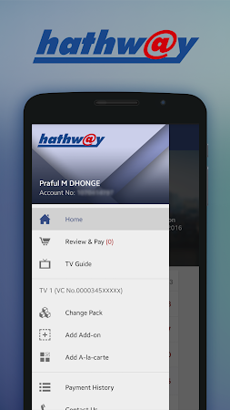 My Hathway 1.4.0 screenshot 1062665