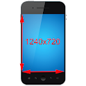 Screen Size icon