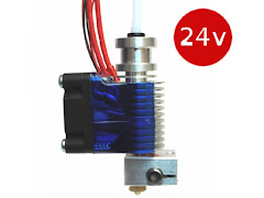 E3D All-metal v6 HotEnd Full Kit - 1.75mm Universal (Direct) (24v)