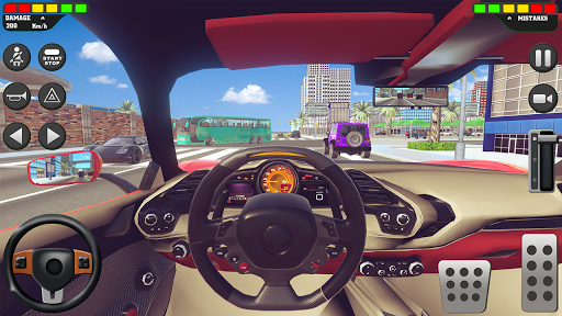 City Driving School Simulator: 3D Car Parking 2019 3.2 screenshots 19