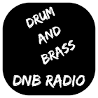 DNB Radio Drum and Brass Station icon