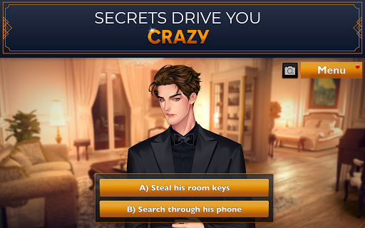 Is It Love? James - Secrets painmod.com screenshots 11