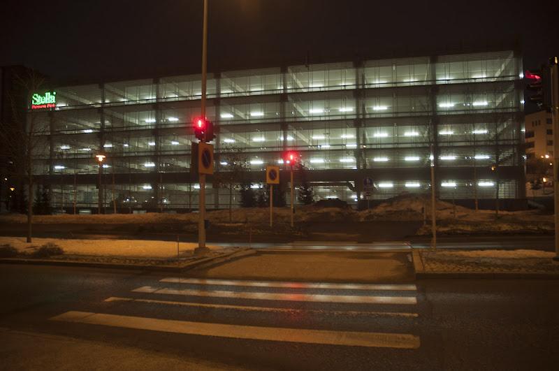 Photo: Day 80. Parking city lights.